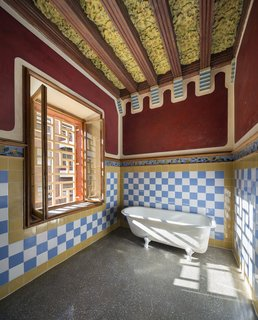 Gaudí's Fantastic Casa Vicens Opens to the Public For the First Time - Photo 11 of 11 -