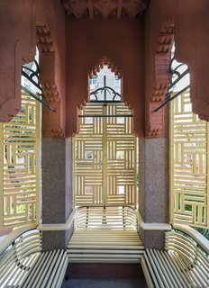 Gaudí's Fantastic Casa Vicens Opens to the Public For the First Time - Photo 8 of 11 -