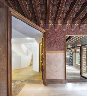 Gaudí's Fantastic Casa Vicens Opens to the Public For the First Time - Photo 9 of 11 -