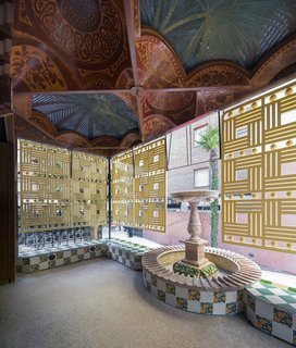 Gaudí's Fantastic Casa Vicens Opens to the Public For the First Time - Photo 5 of 11 -