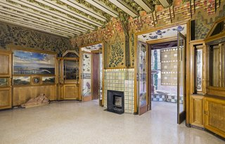Gaudí's Fantastic Casa Vicens Opens to the Public For the First Time - Photo 3 of 11 -