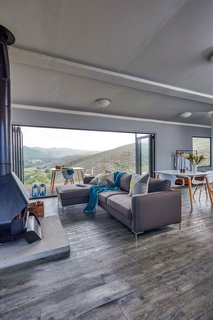 Take in the South African Countryside in This Shipping Container Eco-Cabin - Photo 1 of 8 -
