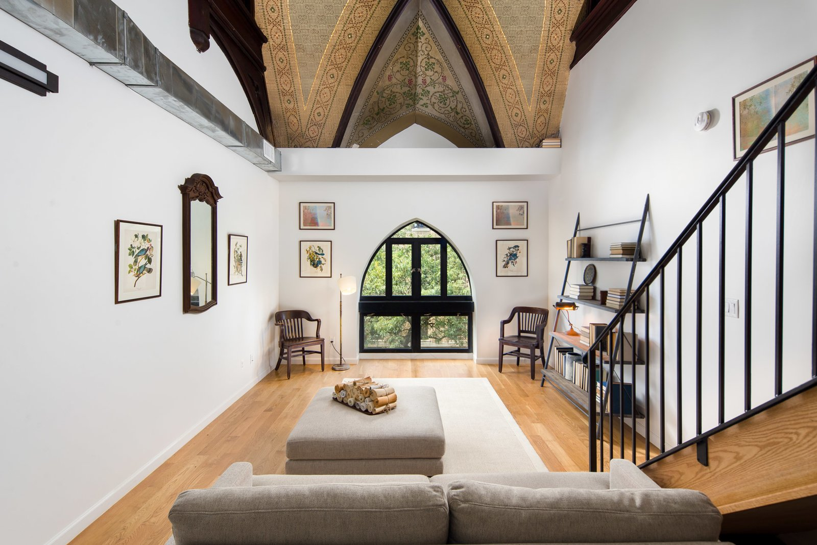 Rent One of These Stunning Lofts in a Converted Brooklyn Church. Modern living  home design ideas  inspiration  and advice    Dwell