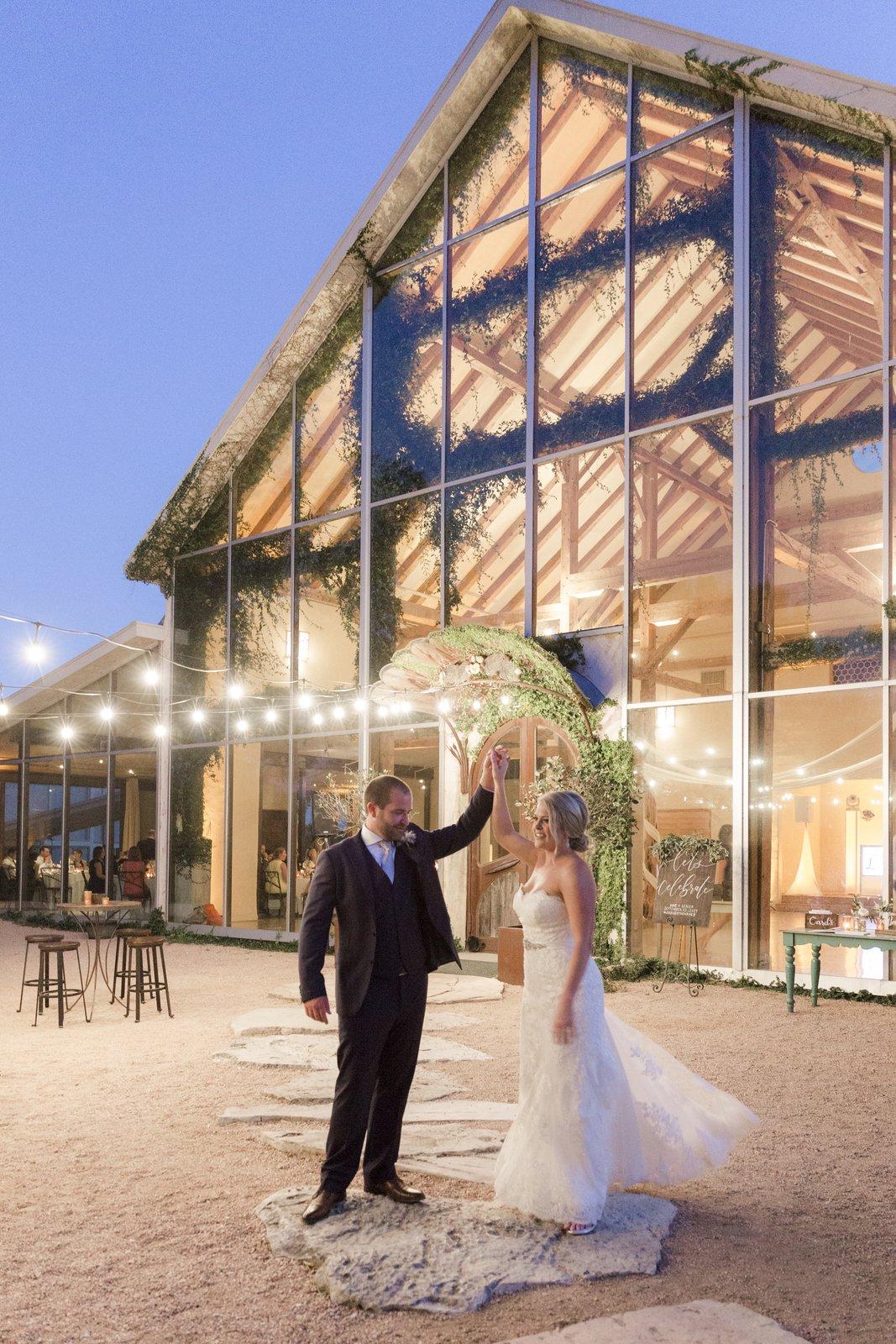 The Barr Mansion and Ballroom, Austin, Texas