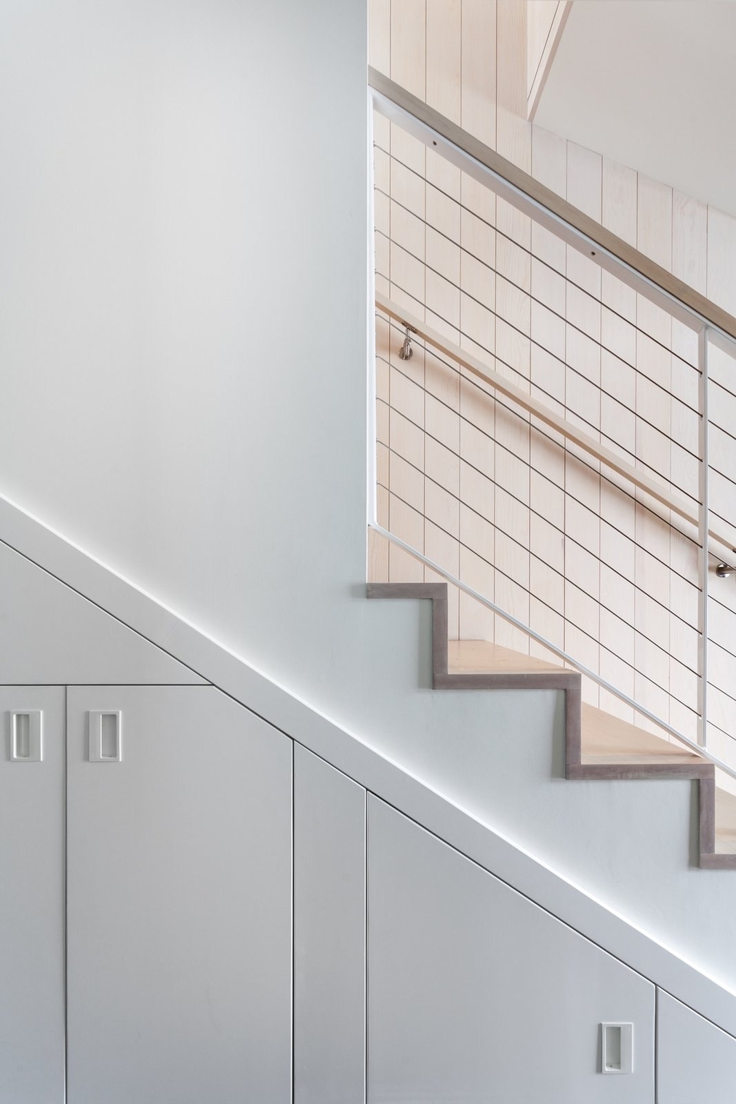 Stairs Tagged: Bed, Table, Night Stands, White, Ceramic Tile, Sofa, Coffee Tables, End Tables, Bar, Wood, Wood, Cable, Porcelain Tile, Carpet, Metal, Porcelain Tile, Open, Two Piece, Pendant, and Staircase.  Best Staircase Carpet Wood Photos from Tahoe Lakefront