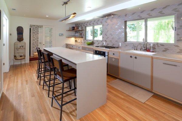 Modern home with kitchen. Kitchen Photo  of Birchwood
