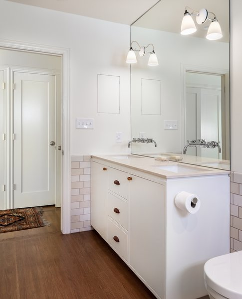 Modern home with ceramic tile wall and bath room. Master Photo 6 of 7th Avenue