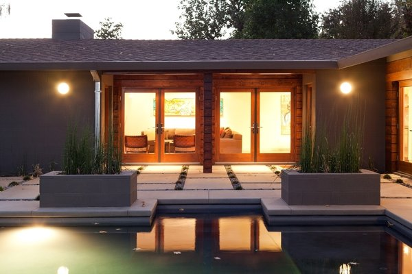 Modern home with outdoor. Outdoor Photo  of Sherwood