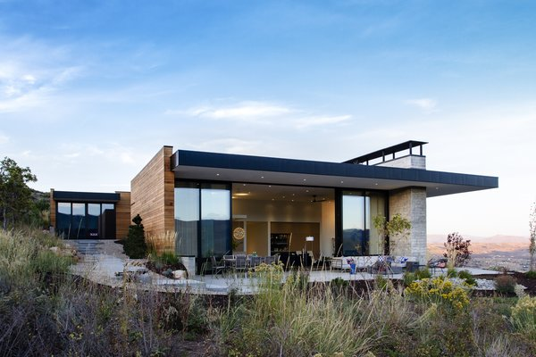 Photo  of Park City Modern Residence modern home
