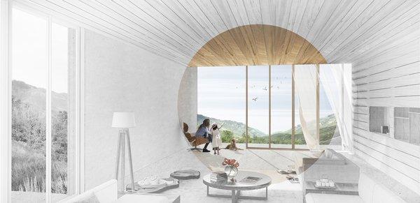 Photo 2 of Wabi-Sabi House modern home