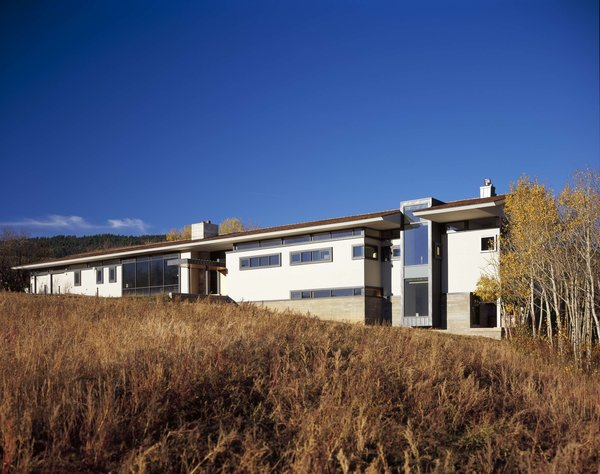Photo 2 of Wyoming Canyon Ranch modern home
