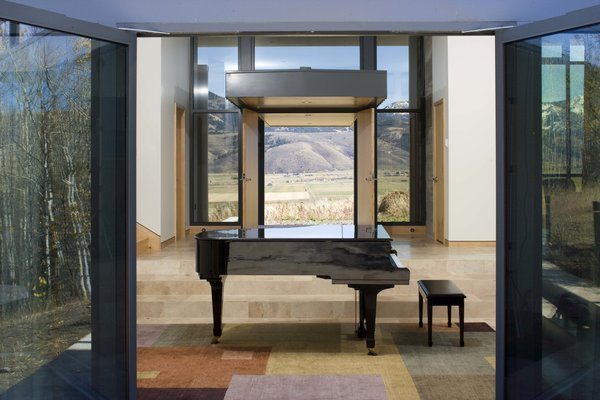 Photo 4 of Wyoming Canyon Ranch modern home
