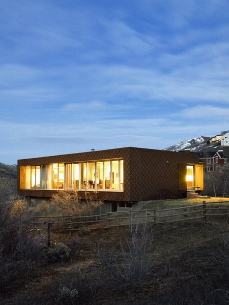 Photo 9 of Emigration Canyon Residence modern home
