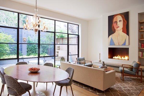 Photo 4 of Brooklyn Heights Carriage House modern home
