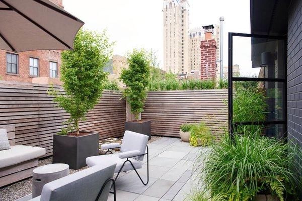 Photo 20 of Brooklyn Heights Carriage House modern home