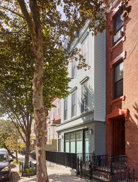Photo 2 of Greenpoint Row House modern home