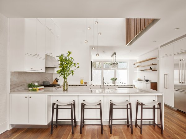 Photo  of Greenpoint Row House modern home