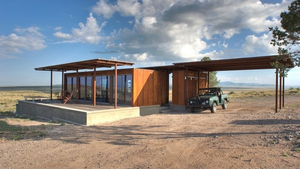 Photo  of Marfa weeHouse modern home