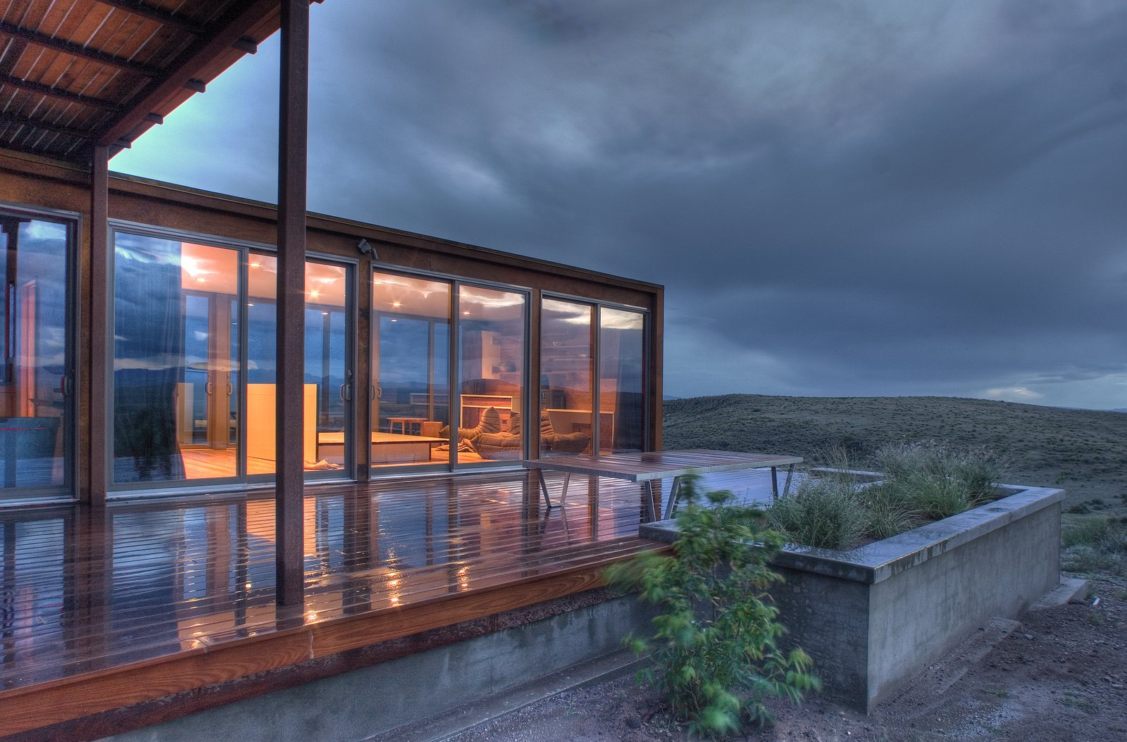Marfa weeHouse by Alchemy Architects (weeHouse)