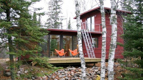 Photo  of McGlasson weeHouse modern home
