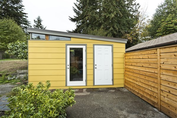 Photo 3 of Modern-Shed Man Cave and Office modern home