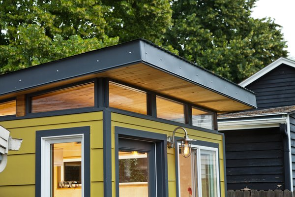 Photo 6 of Modern-Shed Stylish Portland Home Office modern home