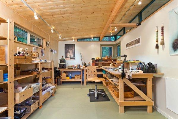 Photo 6 of Modern-Shed Island Craft Studio modern home