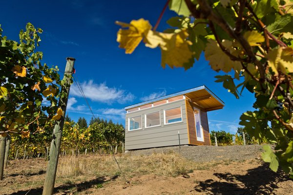 Photo 7 of Modern-Shed Vineyard Office modern home