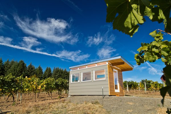 Photo 9 of Modern-Shed Vineyard Office modern home
