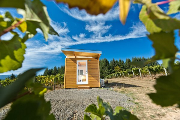 Photo  of Modern-Shed Vineyard Office modern home