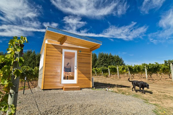 Photo 4 of Modern-Shed Vineyard Office modern home