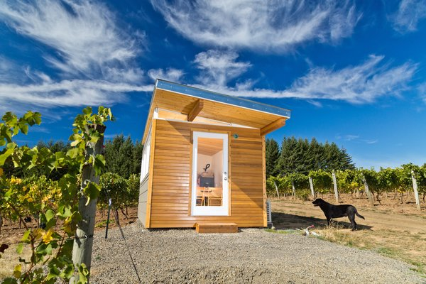 Photo 5 of Modern-Shed Vineyard Office modern home