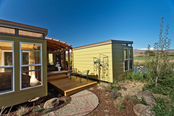 Photo 3 of Modern-Shed Ellensburg Farm Shed Complex modern home
