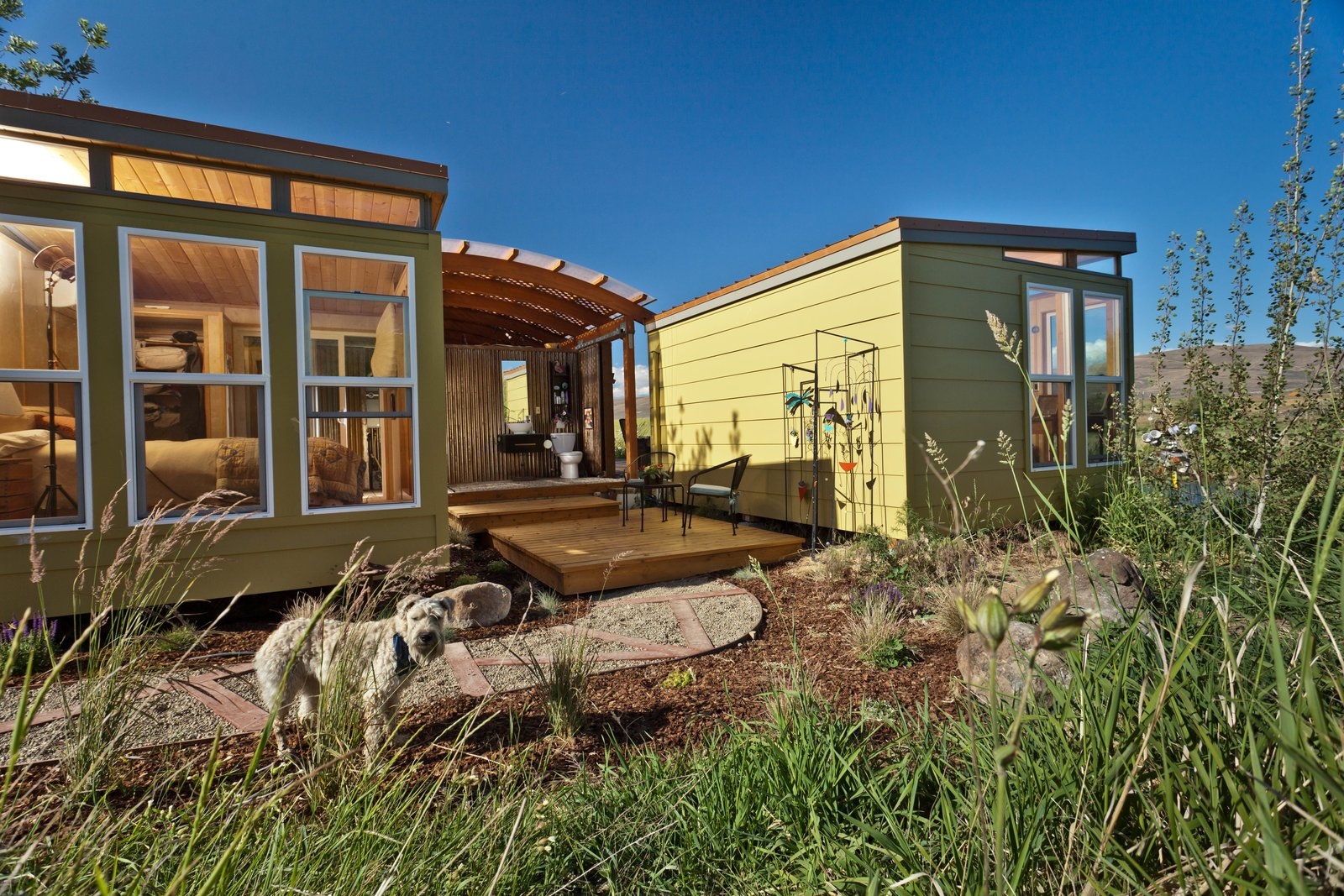 Modern-Shed Ellensburg Farm Shed Complex by Modern-Shed, Inc