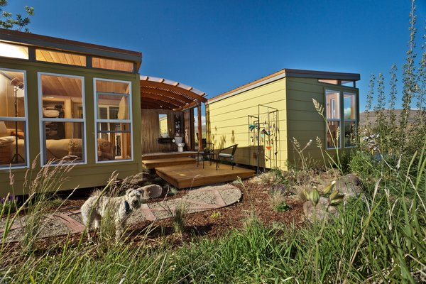 Photo 8 of Modern-Shed Ellensburg Farm Shed Complex modern home