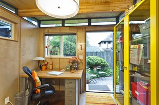 Modern-Shed| Secluded Office - Photo 2 of 3 -