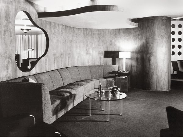 Herman Miller Showroom, 1 Park Avenue, 1941