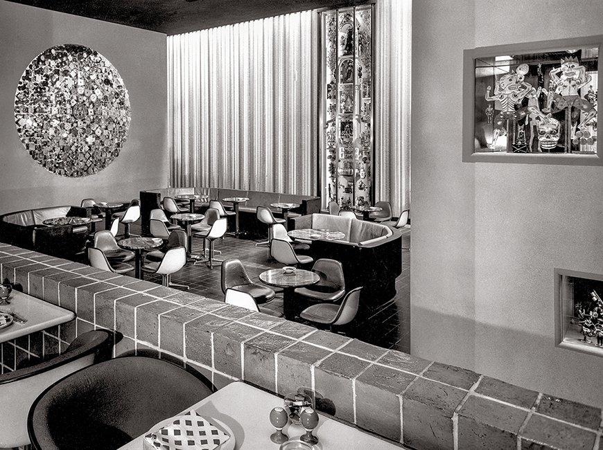 La Fonda del Sol, Time-Life Building, 1960  Photo 8 of 16 in Live from New York