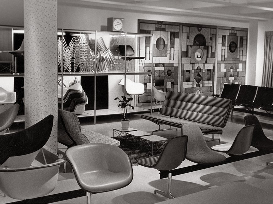 Herman Miller Showroom, 1966 Live from New York - Photo 10 of 16