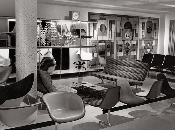 Herman Miller Showroom, 1966