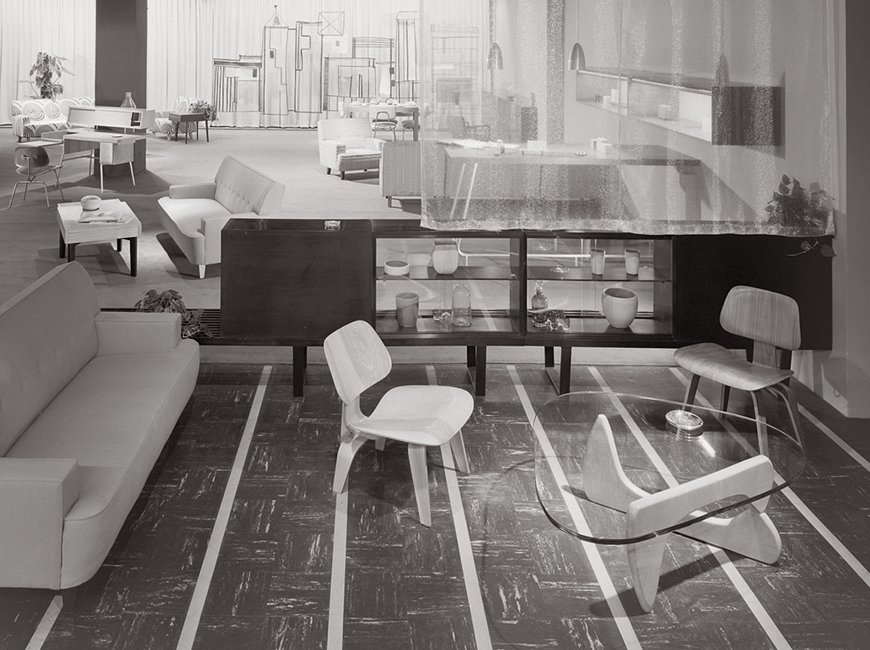 Herman Miller Showroom, 1947  Photo 4 of 16 in Live from New York