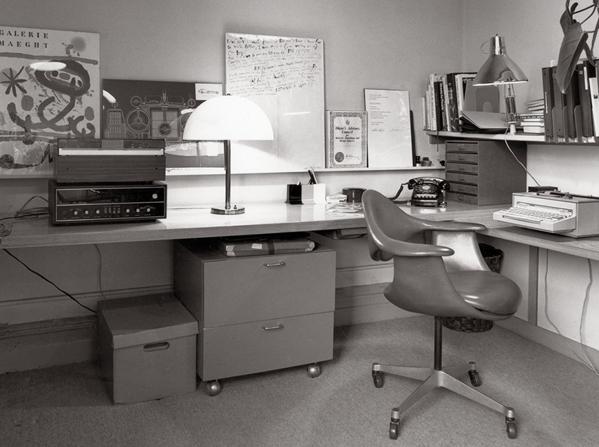 George Nelson & Co., Designers and Planners, 251 Park Avenue South, 1973-1979 Live from New York - Photo 13 of 16