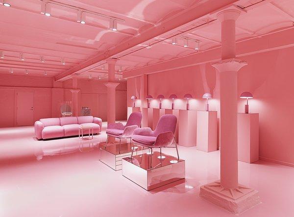 Photo 11 of Normann Copenhagen Showroom modern home