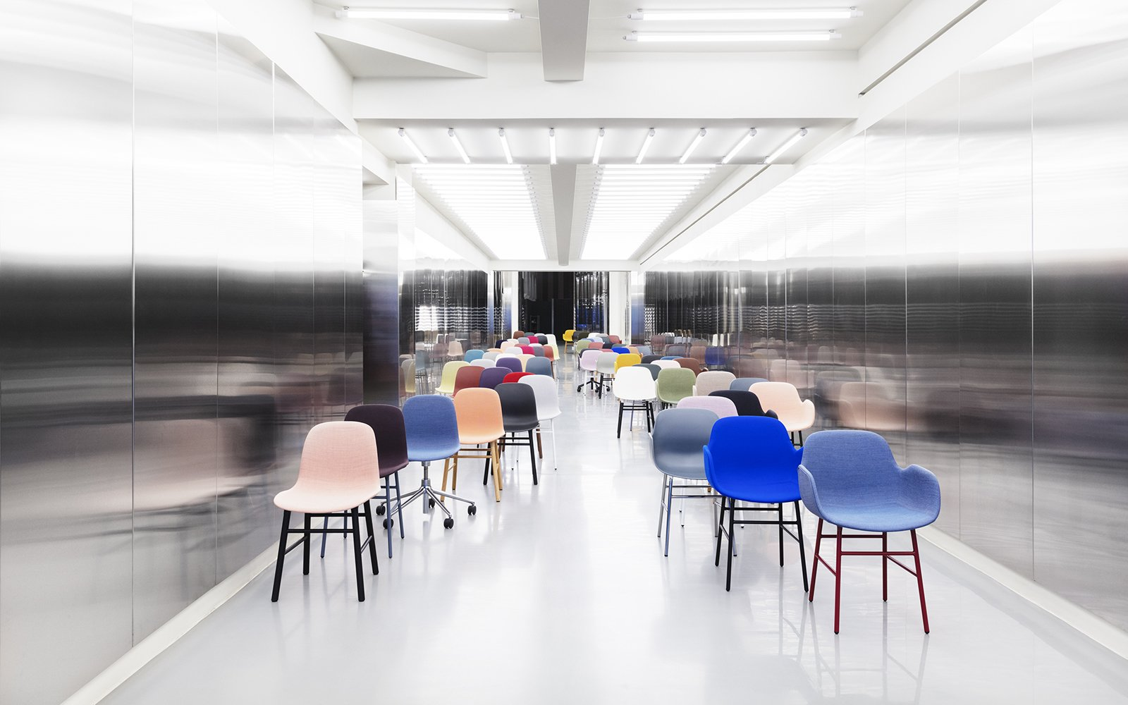 Tagged: Hallway.  Normann Copenhagen Showroom by Normann Copenhagen