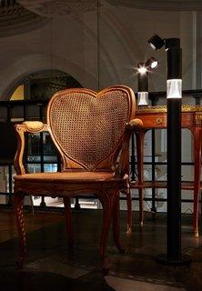 Jean Nouvel & Artemide at the Musée des Arts Décoratifs in Paris - Photo 1 of 3 -