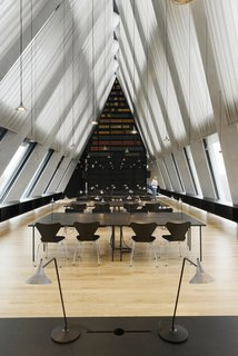 Artemide Illuminates The New Feltrinelli Foundation in Milan - Photo 2 of 4 -