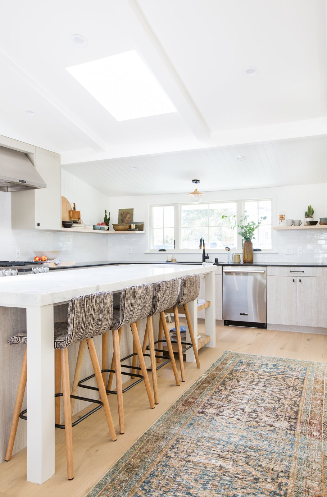 "Interior designer Amber Lewis reveals her ""No Ordinary Kitchen"" renovation, completed in partnership with Signature Kitchen Suite.  Cooking Up Style by Dwell"
