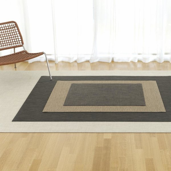 Basketweave Floor Mat by Chilewich