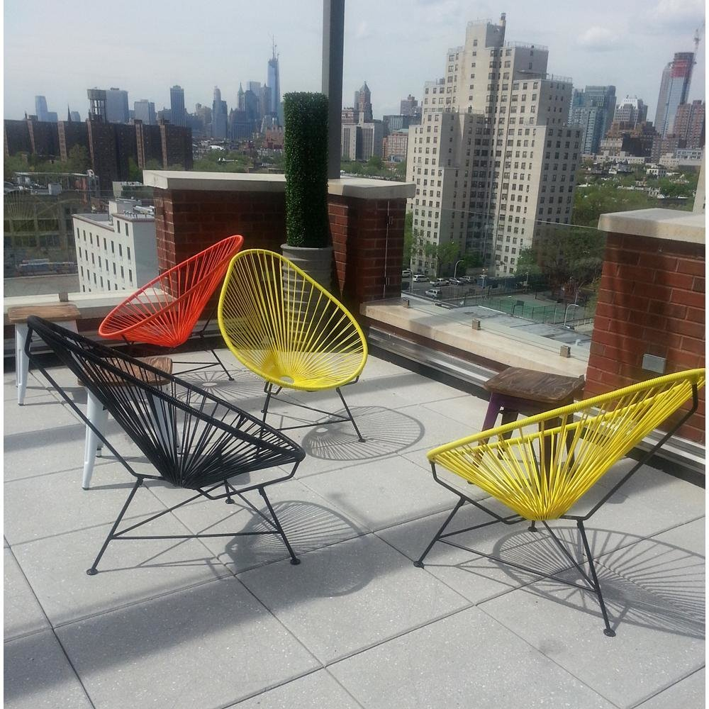 Acapulco chair outdoor - Acapulco Chair By Innit Designs