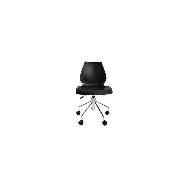 Maui Swivel Chair Height-Adjustable by Kartell